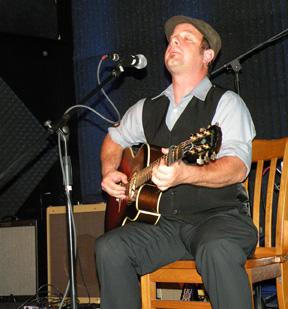 Arthur James Solo winner - 2011